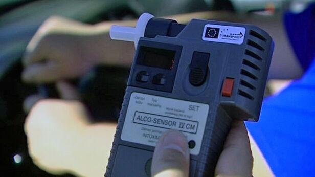 Kierowca był pod wpływem alkoholu archiwum TVN24
