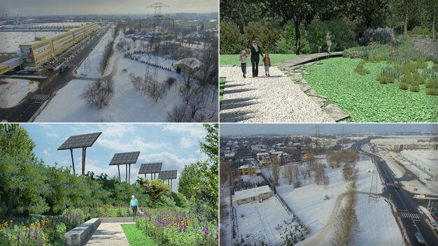 W Ursusie powstanie park ekologiczny. Będzie kosztował 10 milionów złotych