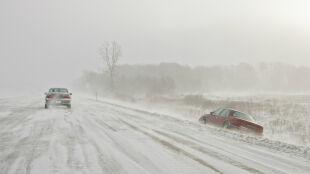 Pięć błędów najczęściej popełnianych przez kierowców zimą