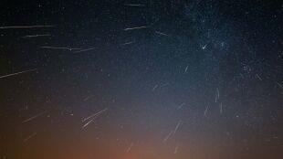 """Orionidy przetną niebo. Październikowa noc """"spadających gwiazd"""""""