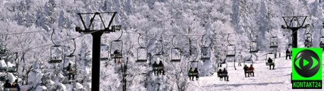 Na początek ferii prawie metr śniegu na stokach