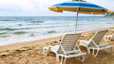 Puste plaże na Krymie. Konflikt na Ukrainie przepłoszył turystów