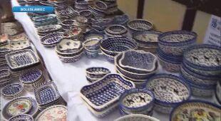 Ceramika z Bolesławca sprzedawana jest też w USA