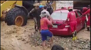 Powodzie nękają Peru