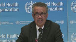 Dyrektor WHO: pandemia przyspiesza