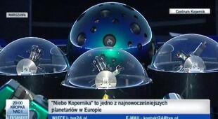 Planetarium w Koperniku